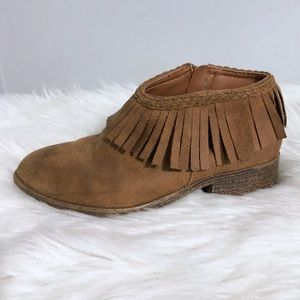 Little girls Stevies by Steve Madden booties 13